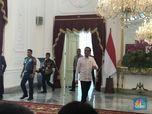 Usai Temui SBY, Jokowi ke RSPAD Jenguk Wiranto yang Ditusuk