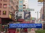 Duh! Hong Kong Mulai Hadapi Resesi