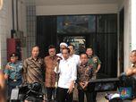 Jokowi Sebut Wiranto Ditusuk dengan Pisau oleh Teroris