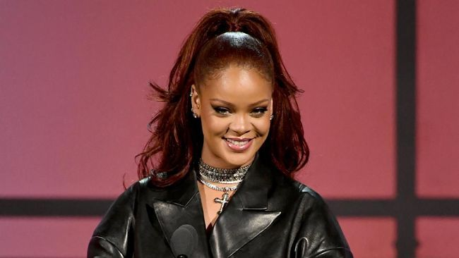 Rihanna Akan Terima Penghargaan Khusus di NAACP Awards