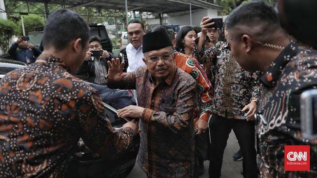 Wapres Soal Kasus Wiranto: Sering Diperingatkan Polri dan BIN