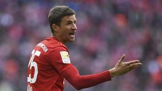 Bintang Bundesliga Dukung Kampanye 'Di Rumah Aja'