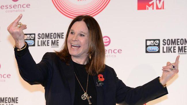 Ozzy Osbourne Sudah Idap Parkinson Selama 17 Tahun