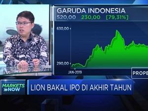 Lion Air Akan IPO, Analis Nilai Saat Ini Bukan Waktu Yang Pas