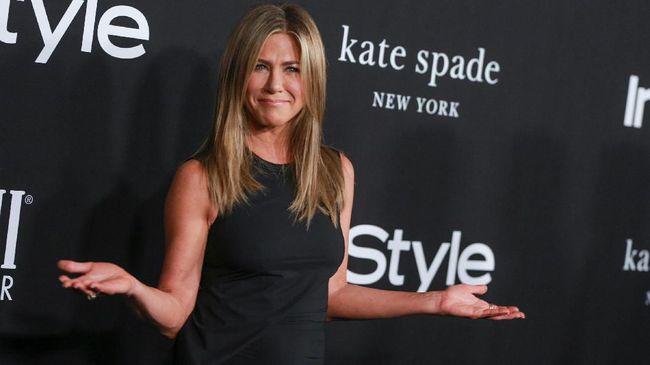 'Disambut' di Instagram, Jennifer Aniston Banting Ponsel
