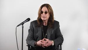 Ozzy Osbourne Akui Mengidap Parkinson