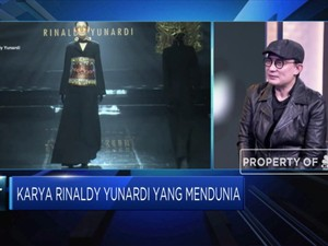 The Lady Warrior, Karya Mengagumkan Rinaldy Yunardi