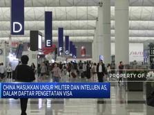 Tak Mau Kalah, China Balas Pengetatan Visa Amerika Serikat