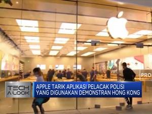 Akhirnya, Apple Tarik Aplikasi HK Map Live