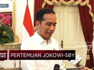 SBY Temui Jokowi, Ternyata Ini yang Dibahas