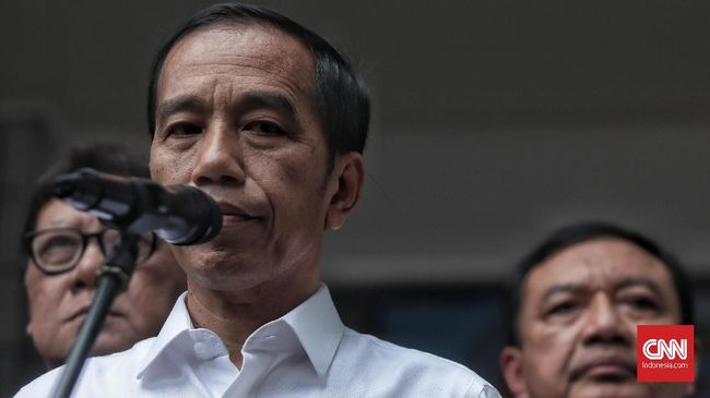 Terpenjara Parpol, Jokowi Dinilai Cari 'Aman' soal Perppu KPK