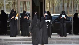 Rokok dan Perayaan Kebebasan Perempuan Arab Saudi