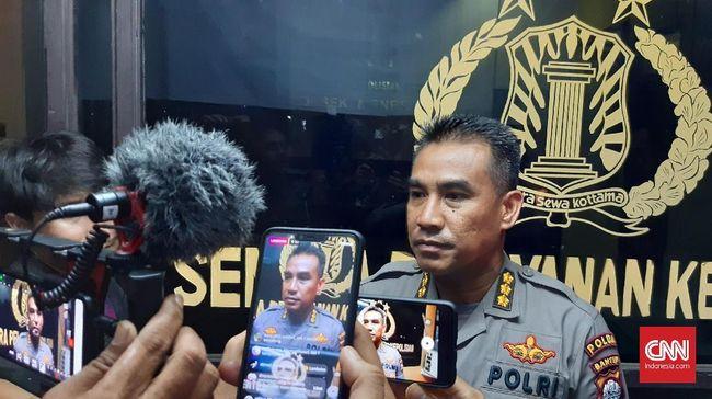Polisi Sempat Tegur Pelaku Sebelum Insiden Penusukan Wiranto