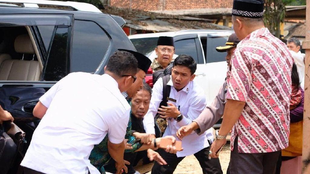 Mengenal Mobil yang Ditumpangi Wiranto saat Aksi Penusukan