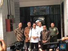 Jokowi: Saat Ini Wiranto Dalam Proses Operasi