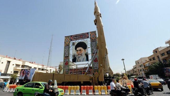 Satelit Gagal Mengorbit, Iran Klaim Punya Rudal Baru