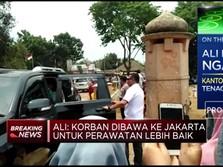 Ini Kata Istana Soal Penyerangan Wiranto