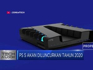 PS 5 Akan Diluncurkan Tahun 2020
