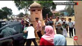 VIDEO: Detik-detik Penyerangan Wiranto