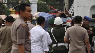 Polisi: Pelaku Penyerangan Spontan, Tak Tahu Siapa Wiranto