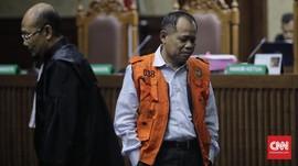 Kasus Senpi Ilegal, Habil Marati Divonis Satu Tahun Penjara