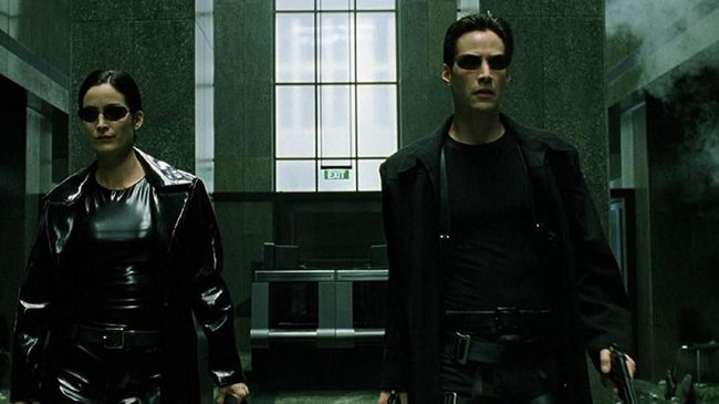 'The Matrix 4' Rekrut Pemain 'Aquaman'
