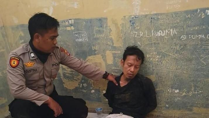 Ini Dia Tampang Penusuk Wiranto di Banten
