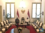 Jumpa Jokowi-SBY Muluskan AHY Masuk Kabinet Jokowi-Ma'ruf?