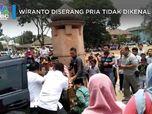 Video: Detik-detik Wiranto Ditusuk Seorang Pria di Banten