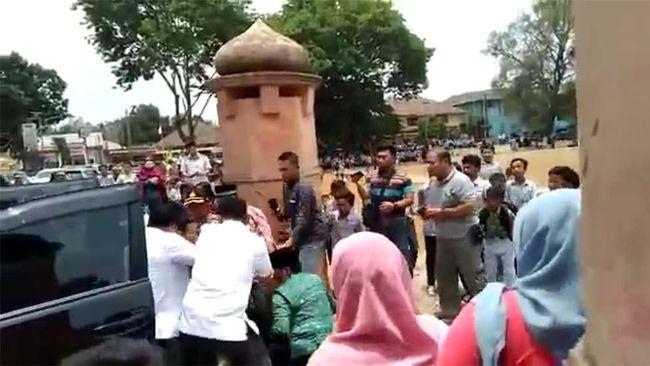 Selain Wiranto dan Kapolsek, 1 Warga Terluka di Pandeglang