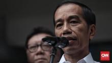 Jokowi Ingin Pembatasan Sosial Skala Besar dan Darurat Sipil