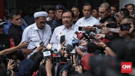 BIN Sudah Intai Penusuk Wiranto Selama Tiga Bulan