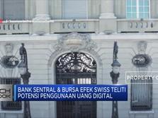 Swiss Kaji Penggunaan Uang Digital
