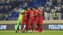 Indonesia Catat Rekor Terburuk di Kualifikasi Piala Dunia