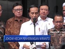 Jokowi Perintahkan BIN Selidiki Penyerangan Wiranto