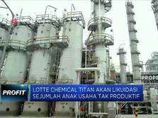 Lotte Chemical akan Bubarkan Anak Usaha yang Tak Produktif