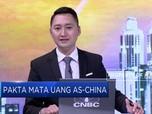 Hmmm, AS-China Sepakati Pakta Mata Uang