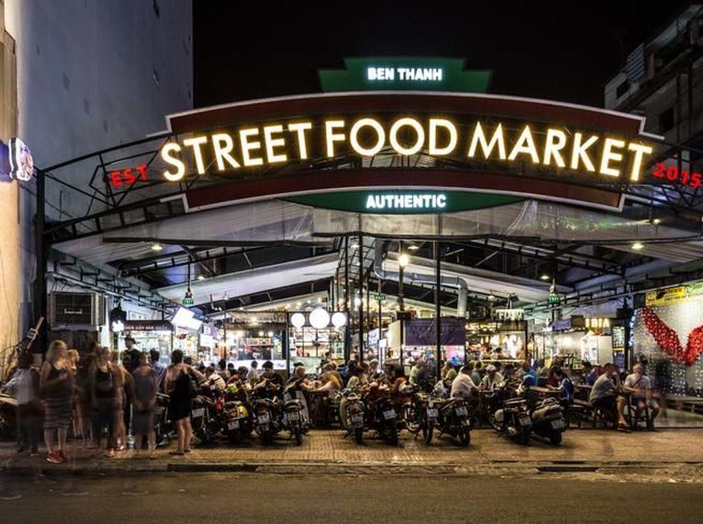 Begini Serunya Jajanan di 10 Kota Street Food Terbaik Dunia