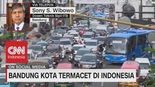 VIDEO: Bandung Kota Termacet di Indonesia