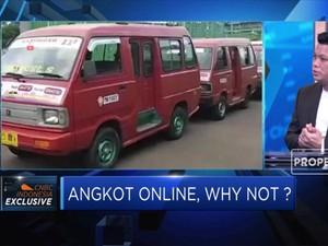 Tron, Aplikasi Angkot Online Bermodal USD 1 Juta