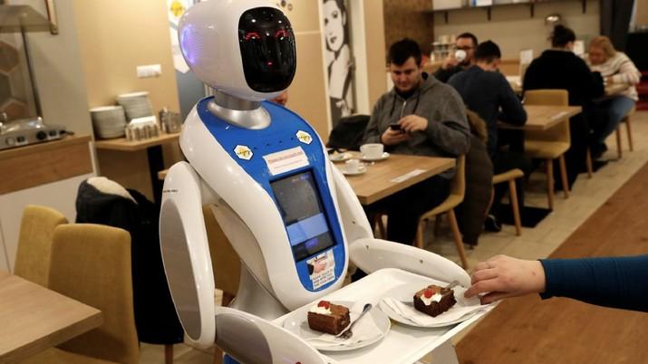 Negara Ini Bikin Robot untuk Bantu Pengangguran, Lho?