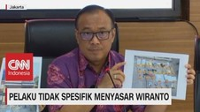VIDEO - Polri: Pelaku Tidak Spesifik Menyasar Wiranto