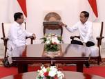 Dari Lawan, Prabowo Hampir Pasti Jadi Menteri Jokowi