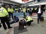 Operasional Bandara London Terganggu Demo Aktivis