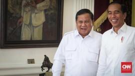 Jokowi Bela Prabowo dari Kritik PKS soal Kerap ke Luar Negeri