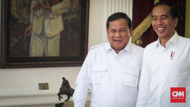 Prabowo Akan Diskusi dengan Jokowi Bahas Polemik Rizieq