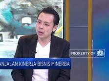 Asosiasi Industri Timah Tanggapi Evaluasi UU Minerba
