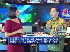Ini Paparan Fitch Rating Soal Kondisi Ekonomi Indonesia