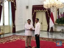 Jokowi dan Prabowo Kompak: Hubungan Kami Sangat Mesra