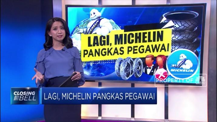 Lagi, Michelin Pangkas Karyawan (CNBC Indonesia TV)